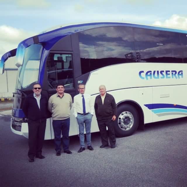 Alquiler de autobús en Valencia