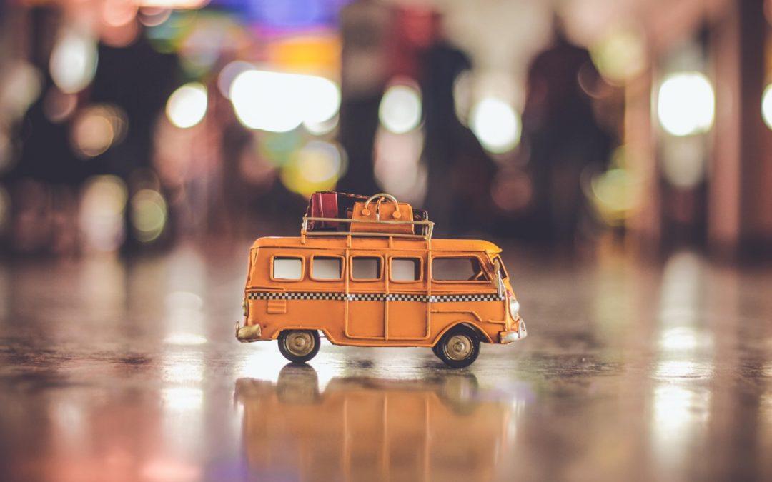 Récords Guinness con autobuses.
