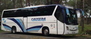 TRANSPORTE de personas con nuestros autobuses y microbuses Somos especialistas en alquiler de autobús