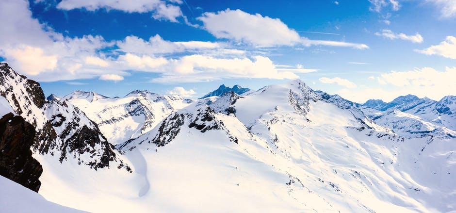 Los mejores destinos en tu viaje de esquí