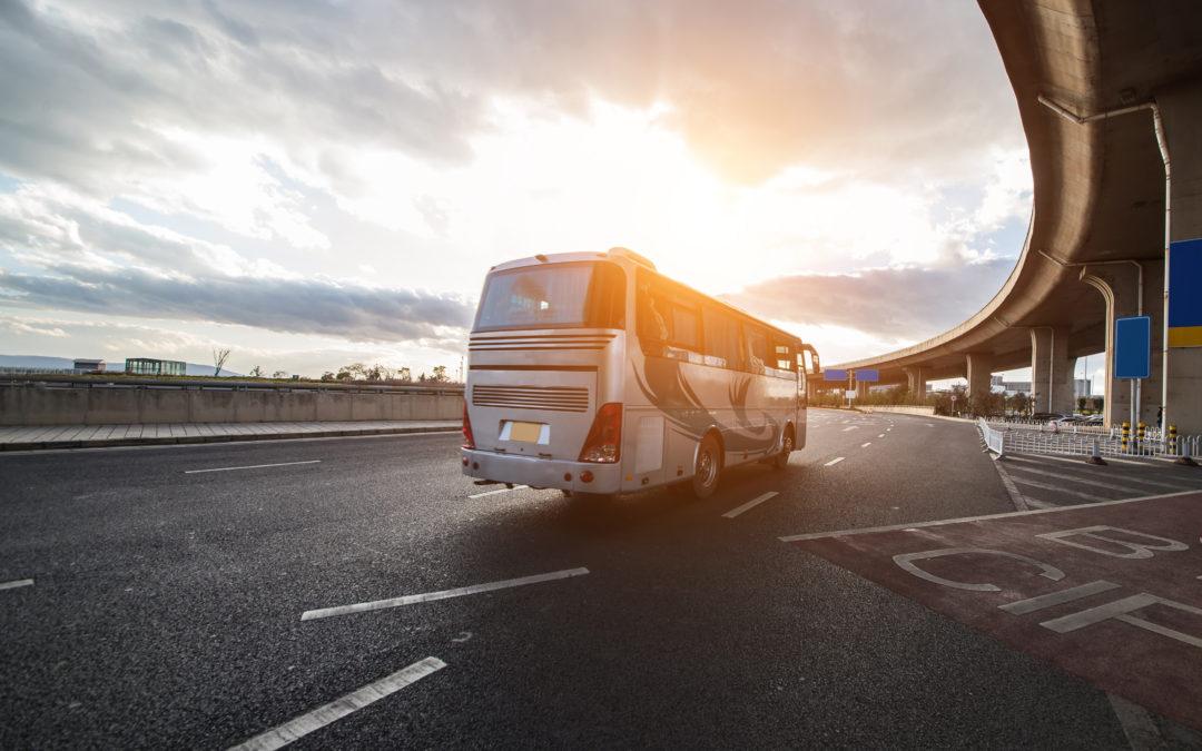 Para irnos de paseo… ¡mejor en autobús!