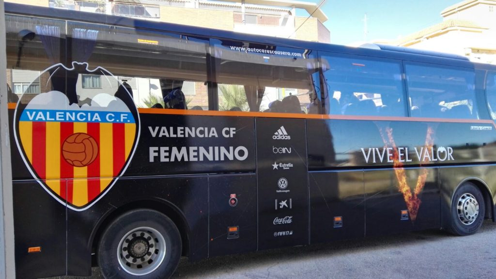 Alquiler de autobuses en Valencia